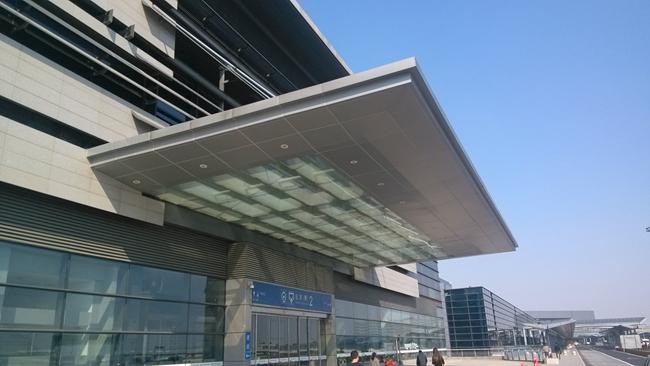 雨棚--上海树峰建筑工程有限公司官网